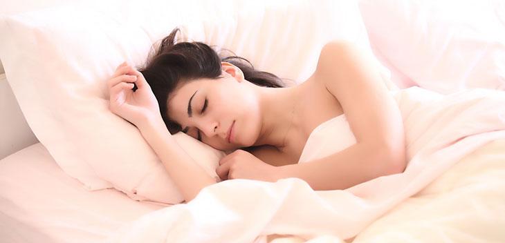 Das Ziel der Übung - Tipps zum Einschlafen