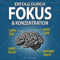 3D Hörbuch Fokus und Konzentration