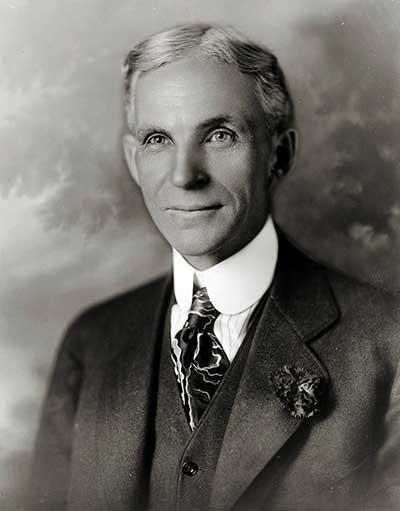 Zitate Erfolg Henry Ford