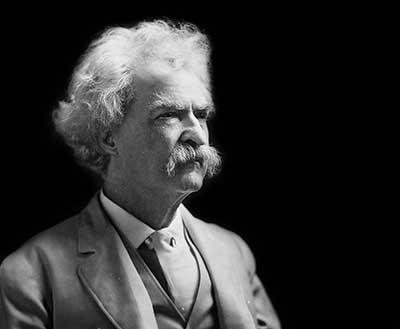 Zitate Erfolg Mark Twain