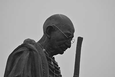 Zitate Erfolg Mahatma Ghandi